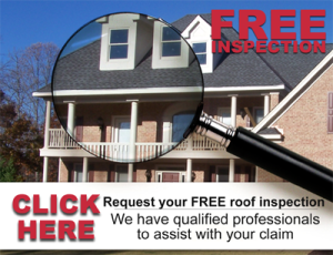roofing free inspection