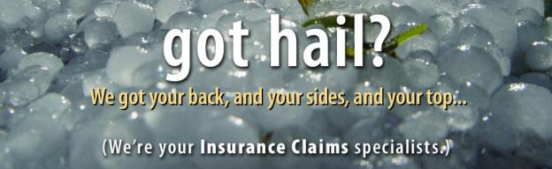 hail damage storm damage