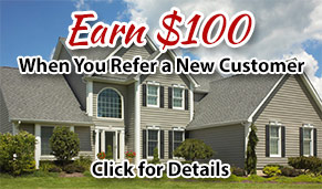 roofing specials referral